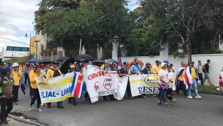 ICE Workers Strike illegal for affecting essential services; National strike continues