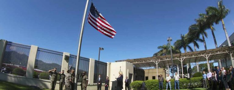 US and Canada Embassies in Costa Rica Closed On October 8