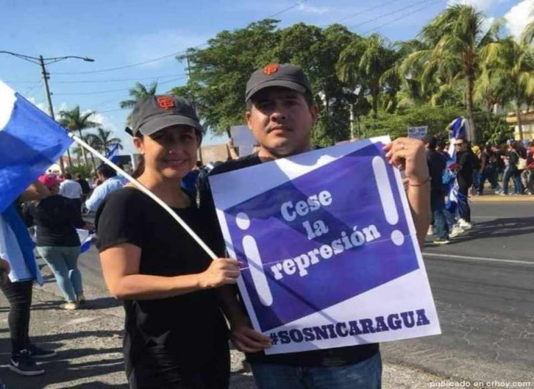 War Of Words: Nicaragua and Costa Rica Over The Two Ticos Arrested In Sunday's Protests in Managua