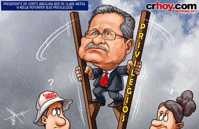Tico Humor: Costa Rica's Middle Class!