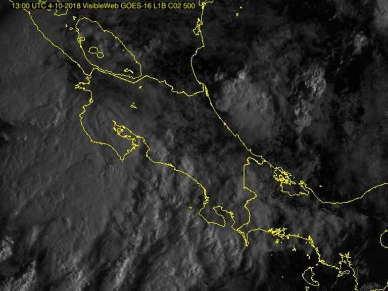 Want to know what the weather is like today in Costa Rica?
