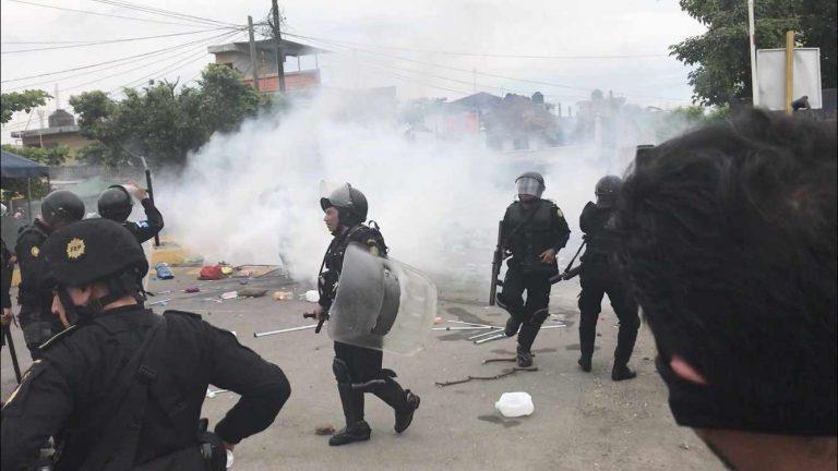 Honduran Asylum Seeker Dies in Clash with Mexican Police