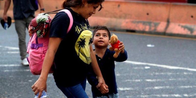 Mexico, Guatemala Police Suppress Migrant Caravan at Border (Photos)
