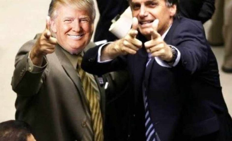 """Bolsonaro's foreign policy: following on Trump, """"Make Brazil Great"""""""