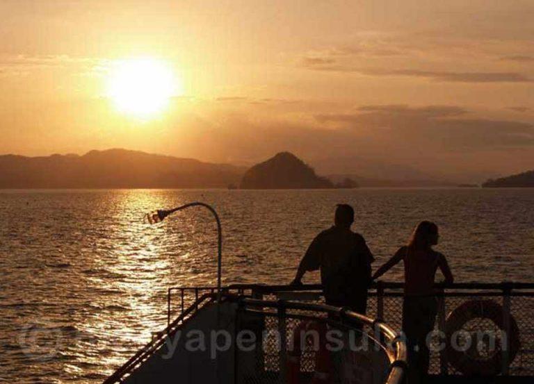 Puntarenas Ferry Services Resumed