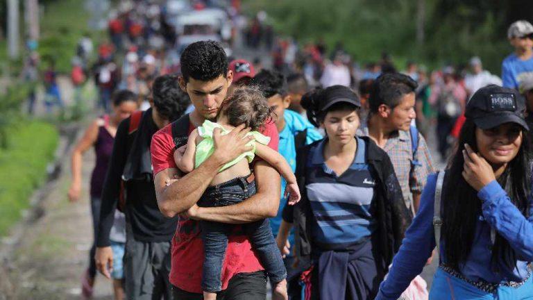 Honduras migrant caravan organizer detained in Guatemala