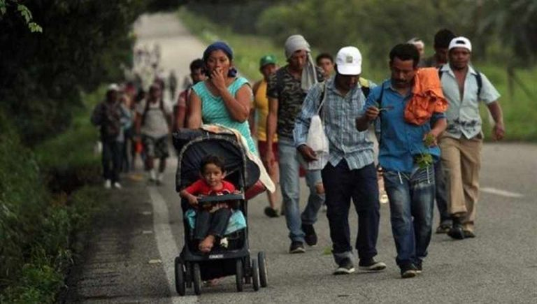 Migrant Caravan, Exodus, Rejects Mexico's Plan to Contain Them