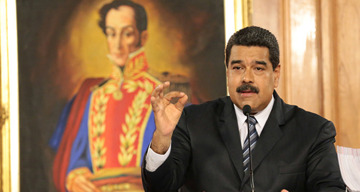 Maduro Doesn't Care That People Call Him a 'Dictator'