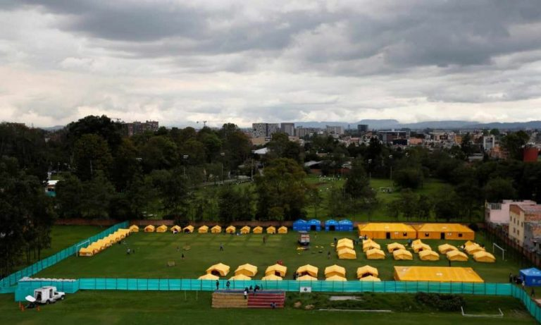 'Cages are more dignified': Colombia brings cold comfort for Venezuelans