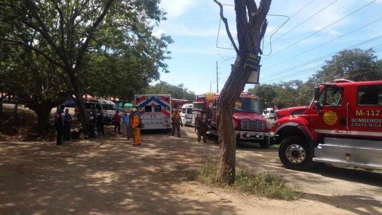 False Alarm Reported Fallen Plane in Tamarindo