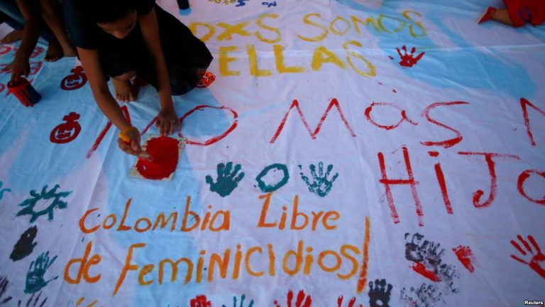 Colombia Struggles to Convict Killers of Women, Experts Say
