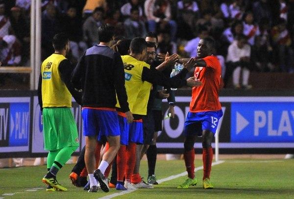 Costa Rica Defeats Peru 3-2 in Friendly
