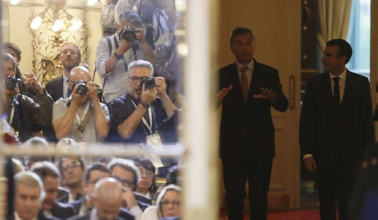 Macri's G-20 summit showcase in Argentina now mired in social unrest