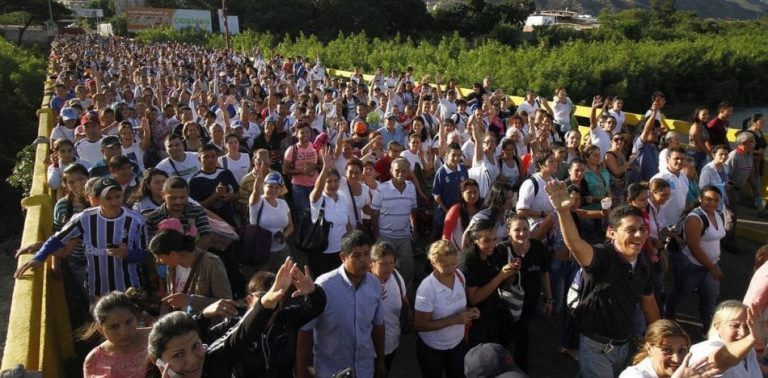 The Benefits for Colombia of the Venezuelan Mass Exodus