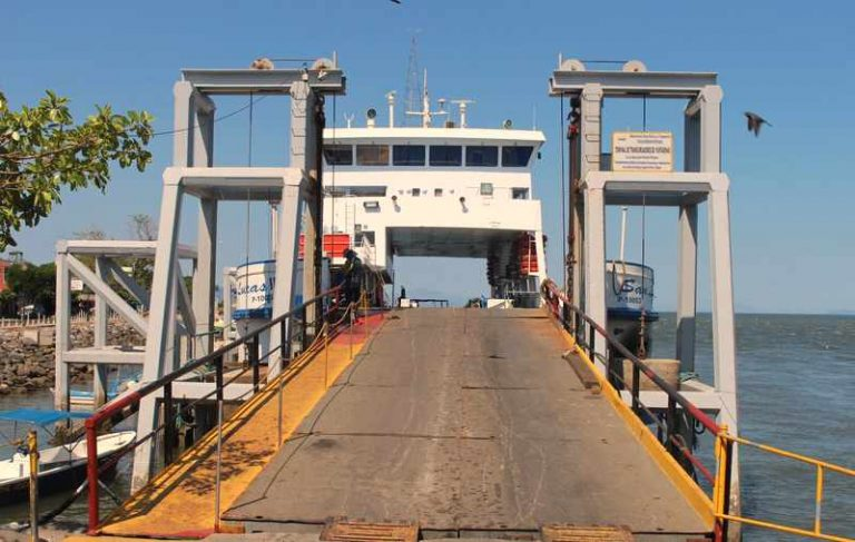 Puntarenas Ferry to Paquera will be suspended starting Friday