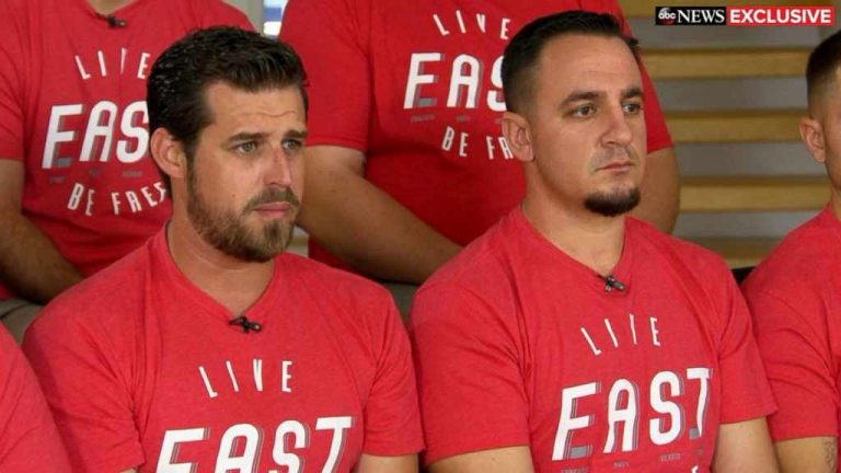 Men from deadly Costa Rica rafting disaster speak out  (Video)