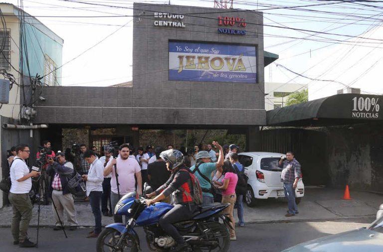 Police Shut Down TV Station Critical of Ortega Government, Arrests Director