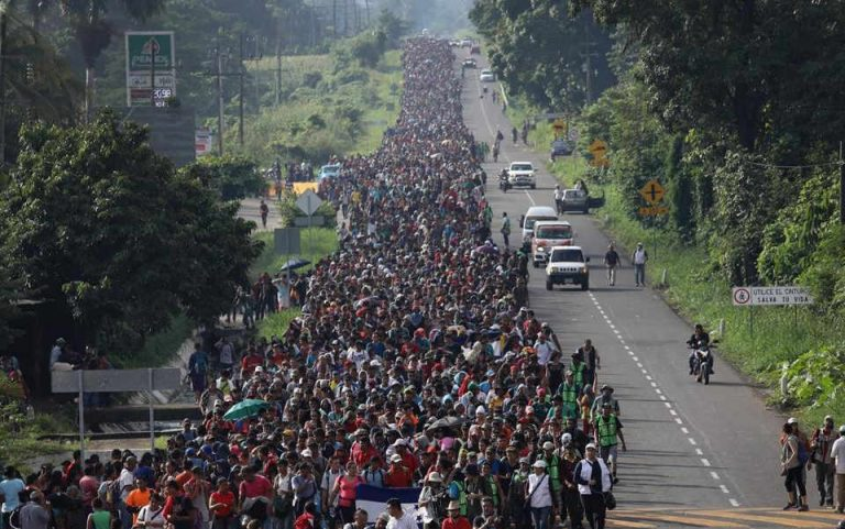 U.S. pledges billions in aid to develop Central America, curb migration