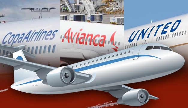 The United – Avianca – Copa Alliance