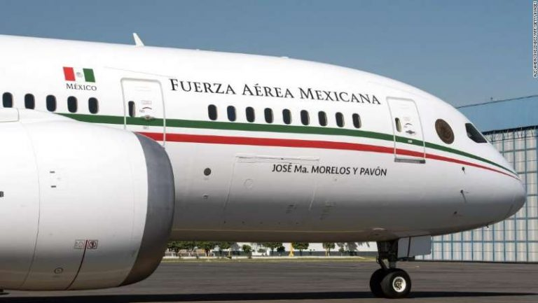 Mexico's President Is Selling Presidential Plane and Flying Commercial