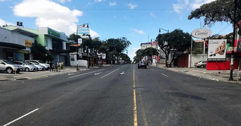 Nightly Closures of Paseo Colon Start This Wednesday Night