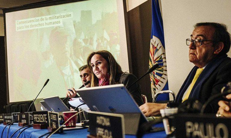"IACHR: Nicaragua falls into ""police state"""