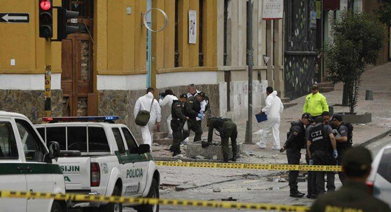 21 Dead, Dozens Hurt in Colombia Car Bomb Explosion