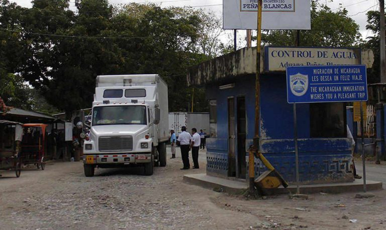 Costa Rica's Trade With Nicaragua Down
