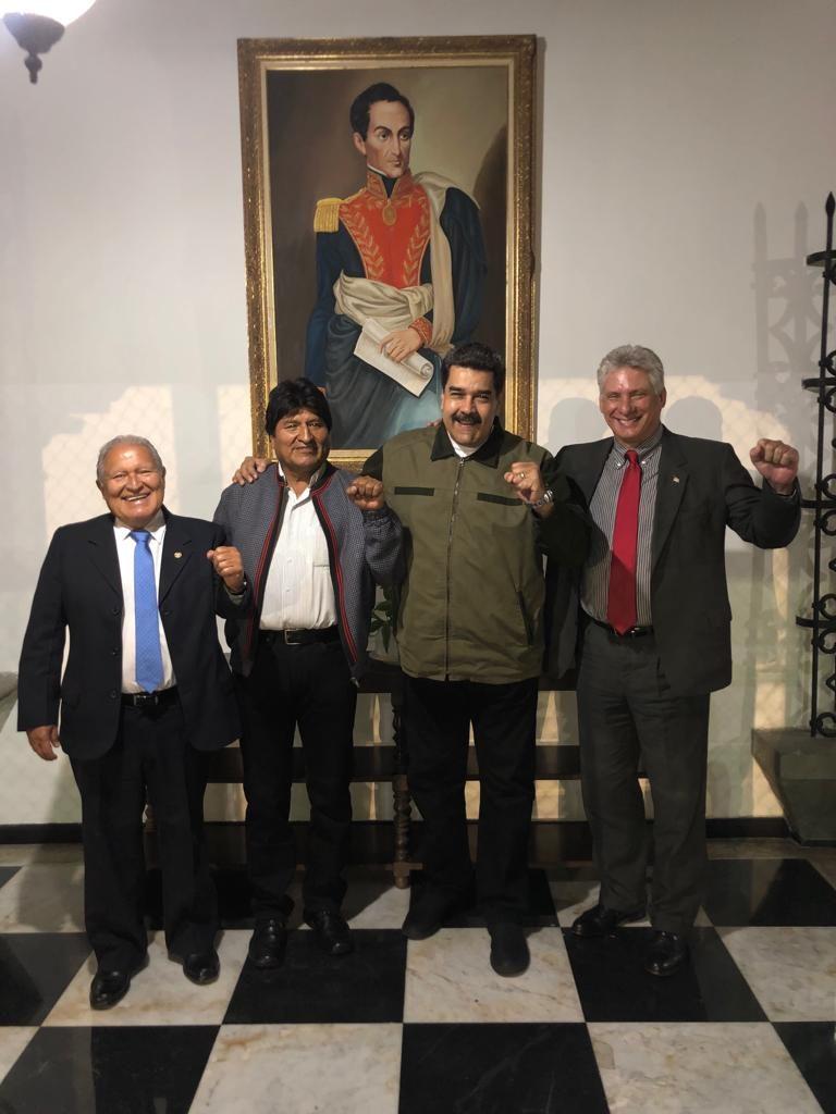 World Leaders Begin to Arrive for Maduro Inauguration