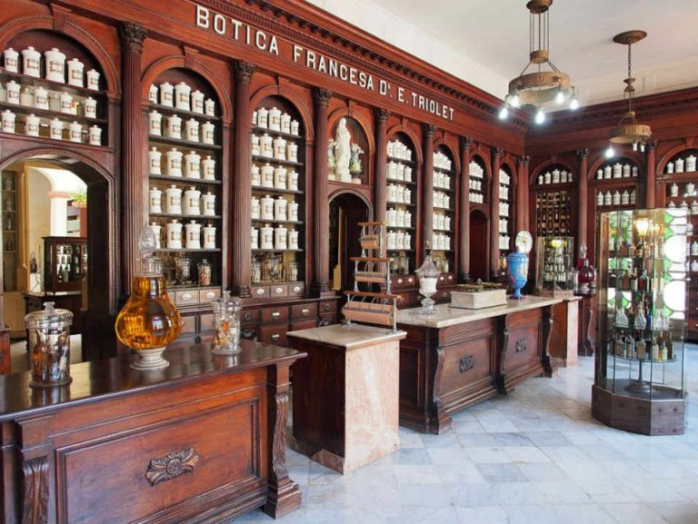 Cuban Pharmaceutical Museum is 'Memory of the World'