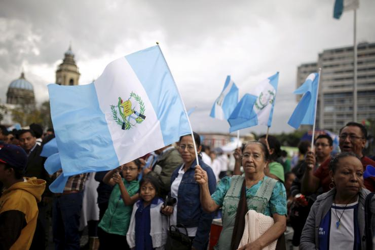 Guatemala Calls for General Elections For June 16
