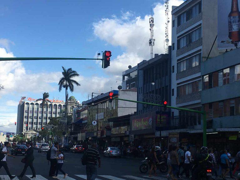 The New Traffic Lights Of San Jose