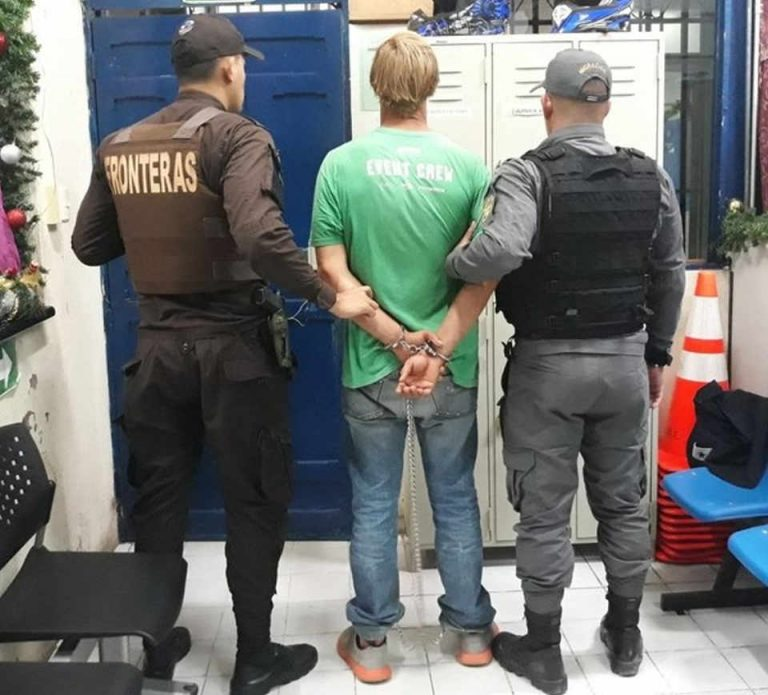Three foreigners hiding out in Costa Rica nabbed by police