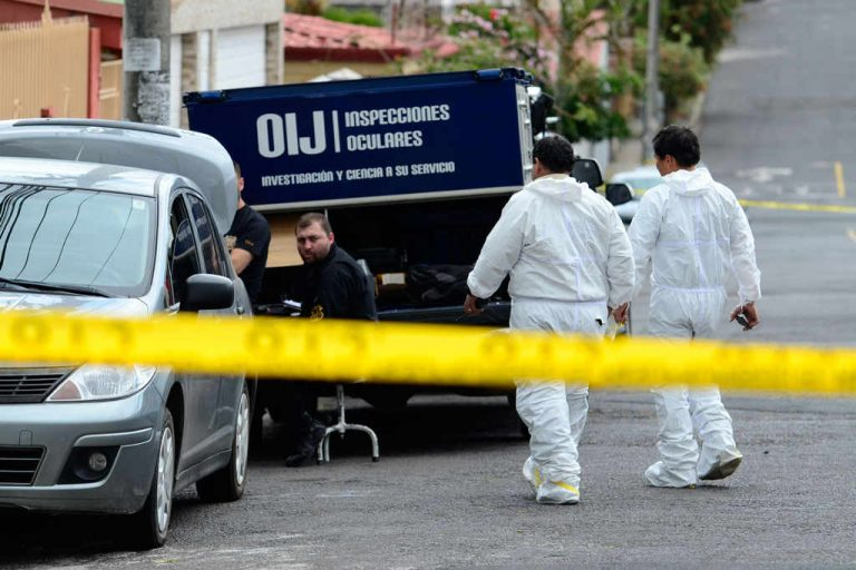 A woman is murdered every week in Costa Rica