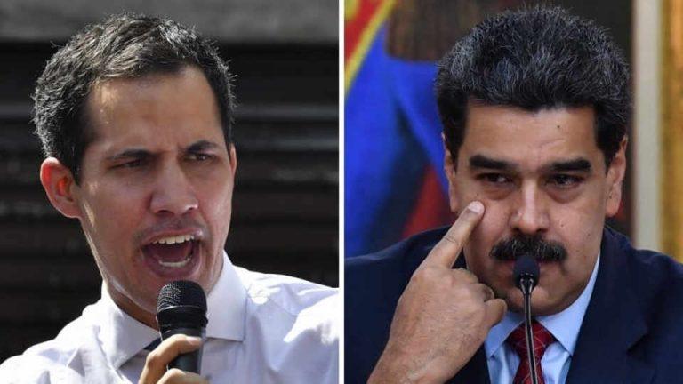 US: 'Choose a Side' on Venezuela