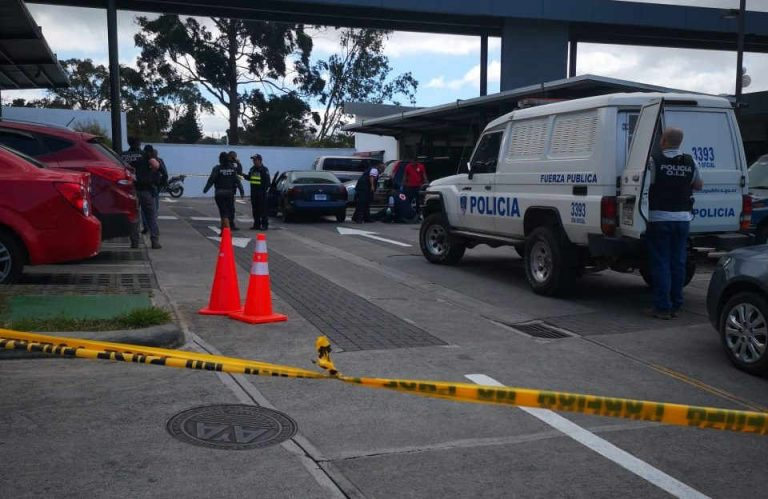 Bank Guard In Shootout Kills Three In Attempted Assault On Bank Client