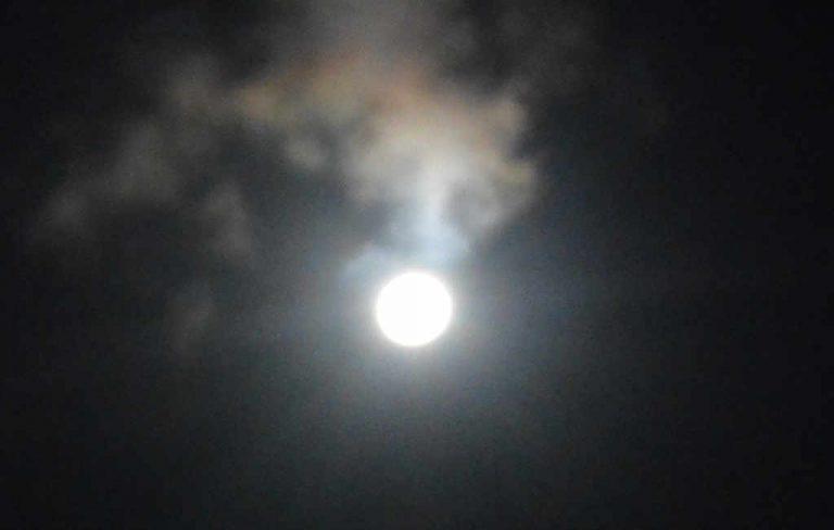 """My"" Full Lunar Eclipse Last Night (Photos)"