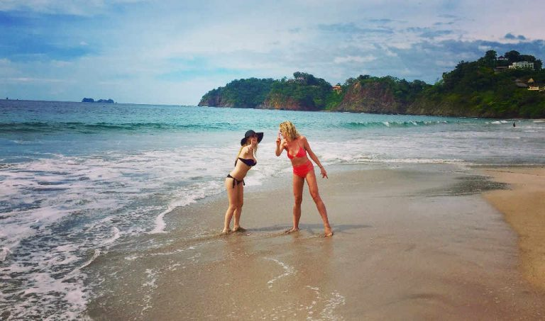 4 Costa Rica Beaches In To 50 Beaches In Central America and Caribbean