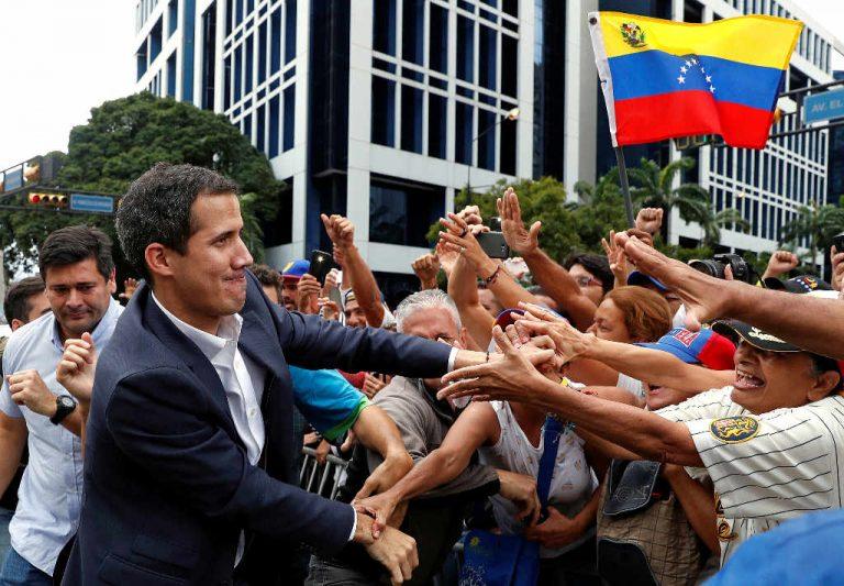 Costa Rica recognizes Juan Guaido as interim president of Venezuela