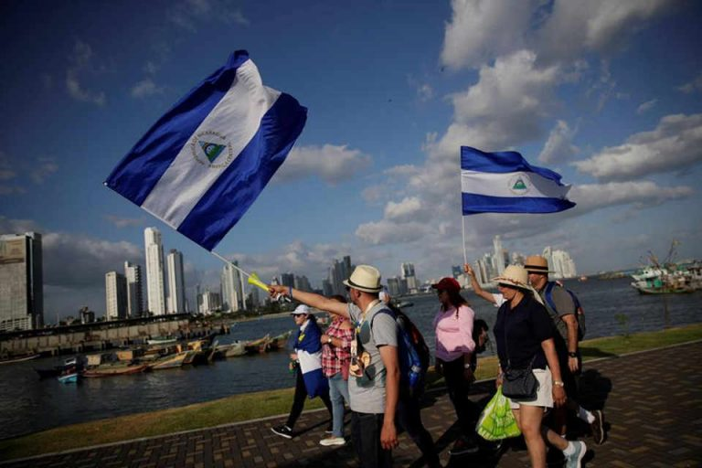 Nicaraguan Pilgrims Await Support From Pope Francis