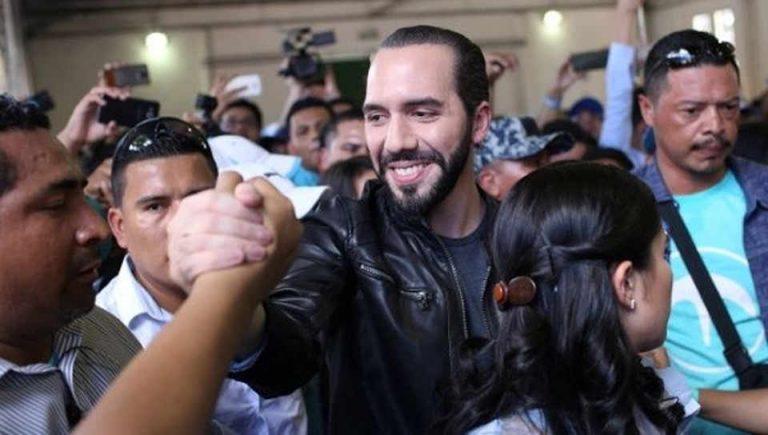 Nayib Bukele Wins Presidental Election in El Salvador