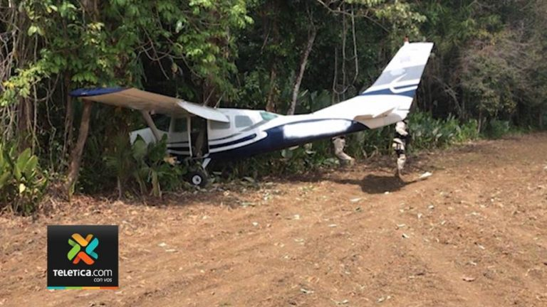 Small Plane Found Abandoned in Southern Zone