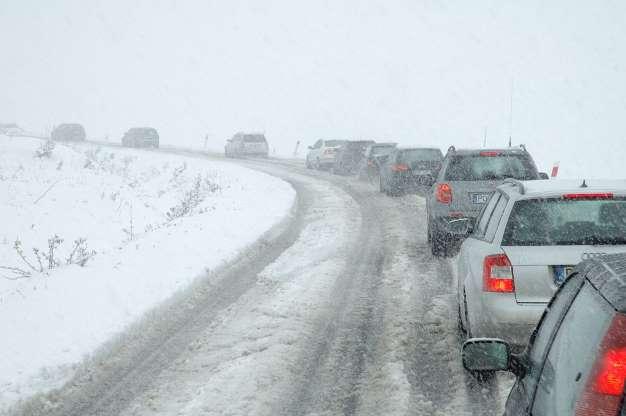 Winter Driving Mistakes You Don't Have To Worry About When Living in Costa Rica