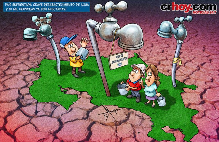 Country Could Face Serious Water Shortage!