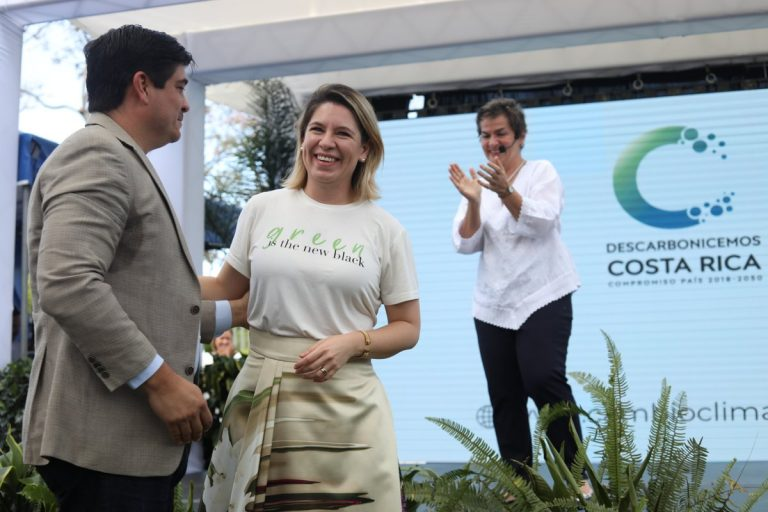 Costa Rica plans to become the world's first decarbonized country