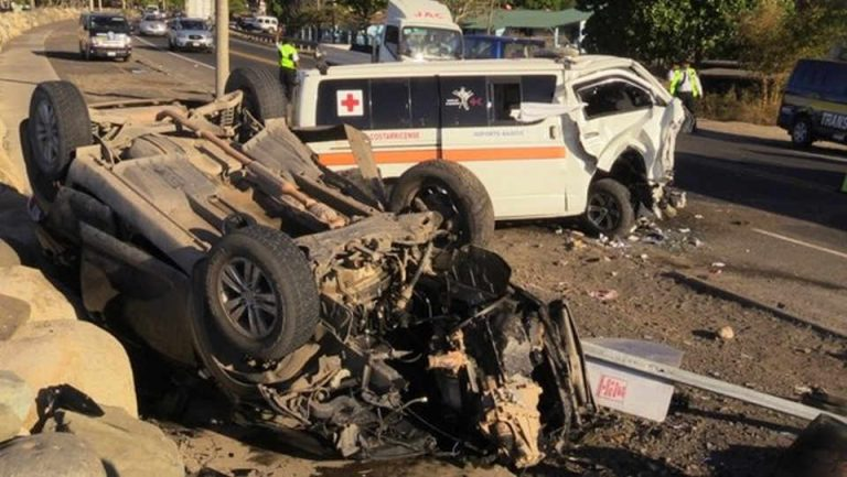Driver of Vehicle That Slammed Into Ambulance Did Not Have A License