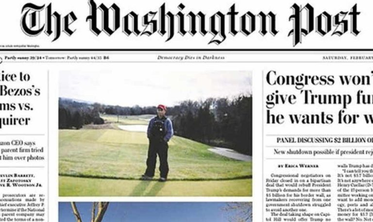 Donald Trump Employed illegal Tico Workers To Build N.J. Golf Club, Reveals 'The Washington Post'