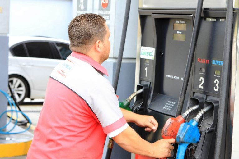 Costa Rica Continues With The Highest Gasoline Prices In The Region