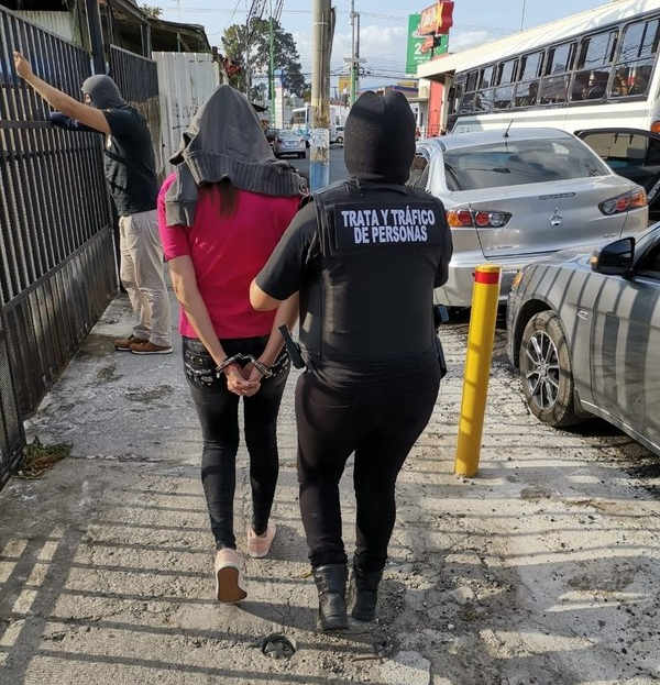 Woman used beauty salon as front to prostitute three women in Guadalupe