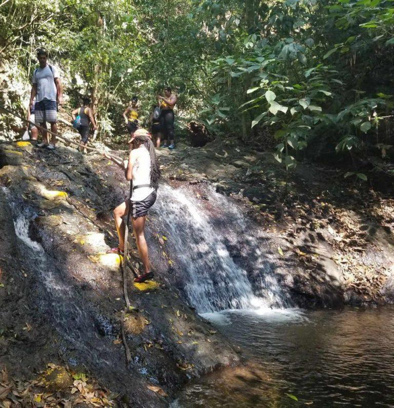 How To Trek 10 Waterfalls Through Costa Rica's Las Monas Rainforest
